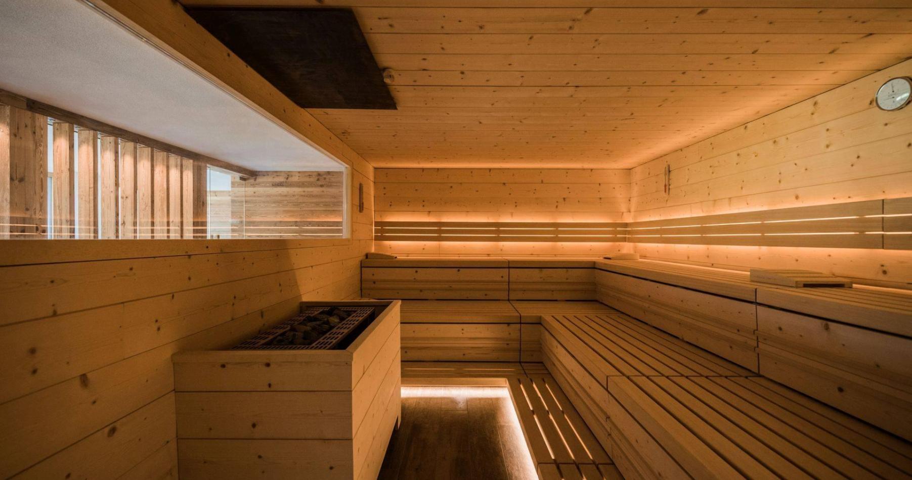 Hotel With Sauna World In The Dolomites Sporthotel Floralpina